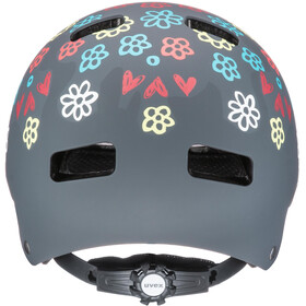 UVEX Kid 3 CC Helmet grey